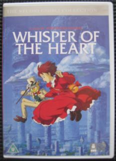 whisper of the heart, pige, kat, manga, anime, xanadue, xanadues